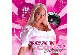 Sexy Cora - My Love (La La La) - (Maxi Single CD)