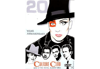 Culture Club - Live At The Royal Albert Hall: 20th Anniversary - (CD)