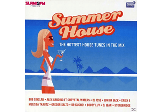 VARIOUS - SUMMER HOUSE - (CD)