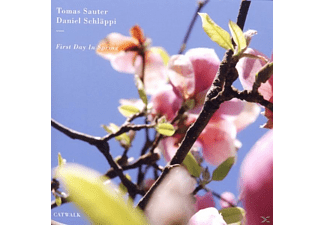 Sauter,Thomas/Schlaeppi,Daniel - First Day In Spring - (CD)