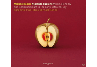 Michael Noone, Noone/Ensemble Plus Ultra - Atalanta Fugiens - (CD)