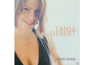 Tania Siebert - Odd Times - (CD)