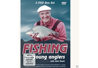 FISHING FOR YOUNG ANGLERS - (DVD)
