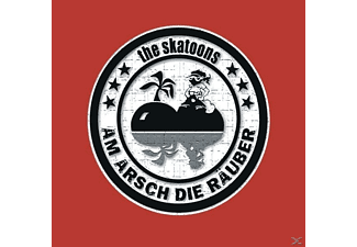 The Skatoons - Am Arsch Die Räuber (Re-Issue) - (CD)