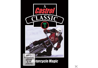 Motorcycle Magic - (DVD)