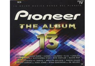 VARIOUS - Pioneer The Album Vol. 13 - (CD)