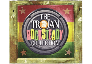 VARIOUS - Trojan Rocksteady Collection - (CD)