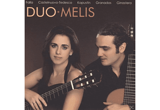 Duo Melis - Duo Melis - (CD)