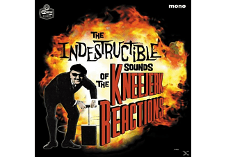 Kneejerk Reactions - The Indestructible Sounds Of The Kneejerk Reactions - (CD)