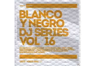 VARIOUS - Blanco Y Negro DJ Series Vol.16 - (CD)