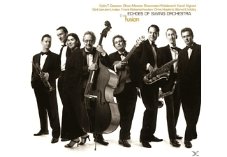 Echoes Of Swing Orchestra - The Fusion - (CD)