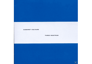 Cabaret Voltaire - Three Mantras - (CD)