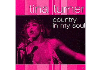 Tina Turner - Country In My Soul [CD]