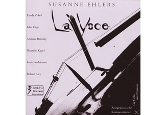 Susanne Ehlers - La Voce/Cello U.Stimme - (CD)