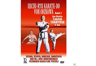 U'echi Ryu Karate Do von Okinawa Band 2 - (DVD)