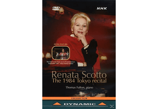 Renata Scotto, Thomas Fulton Renata Scotto - The 1984 Tokyo Recital - (DVD)