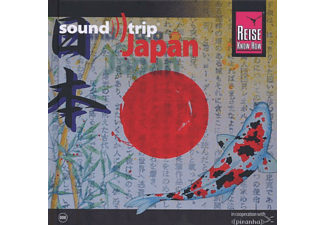 VARIOUS - Soundtrip Japan - (CD)