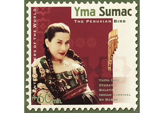 Yma Sumac - The Peruvian Bird - (CD)