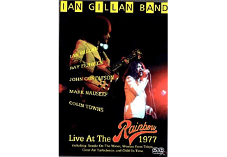 Ian Band Gillan - Live At The Rainbow 1977 - (DVD)