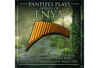 VARIOUS - Panpipes Plays Songs Of Enya - (CD)