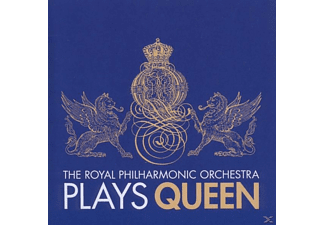 Rpo, Royal Philharmonic Orchestra - Rpo Plays Queen - (CD)