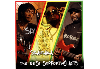 Sly & Robbie And Scantana - The Best Supporting Acts [CD]