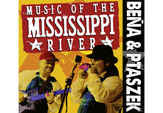 Bena & Ptaszek - Music Of The Mississippi River - (CD)
