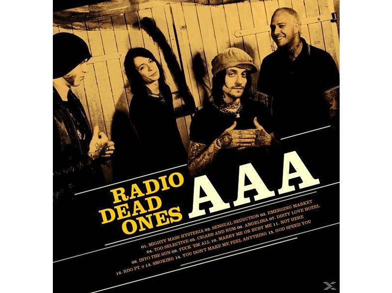 Radio Dead Ones - Aaa [CD]