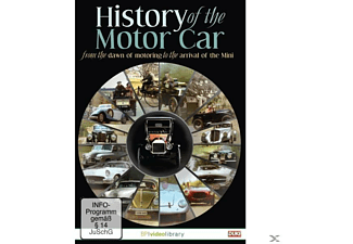 FROM THE DAWN OF MOTORING TO THE ARRIVAL - (DVD)