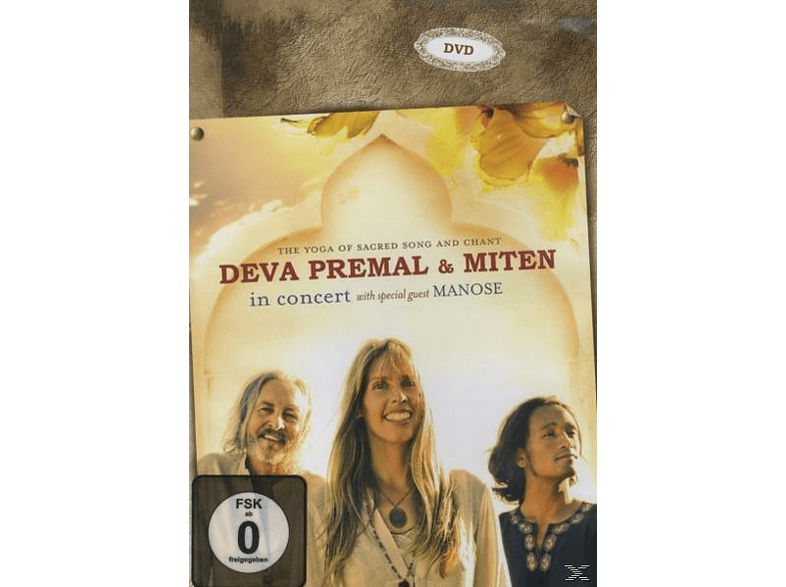 Deva Premal, Miten - In Concert With Manose [DVD]