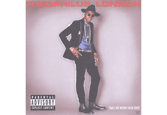 Theophilus London - Timez Are Weird These Days [CD]