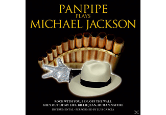 Luis Garcia - Panpipe Plays Michael Jackson - (CD)
