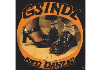 Gsindl - Ned Danzn [CD]