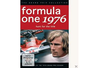 FORMULA ONE 1976 HUNT FOR THE TITLE - (DVD)