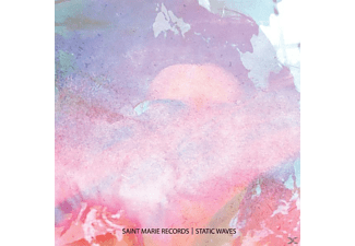 VARIOUS - Saint Marie-Static Waves - (CD)