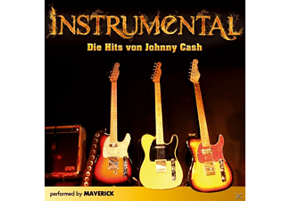 Maverick - Instrumental-Die Hits von Johnny Cash - (CD)