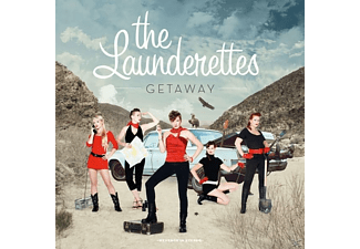The Launderettes - Getaway - (CD)