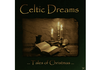 Celtic Dreams - Tales Of Christmas - (CD)