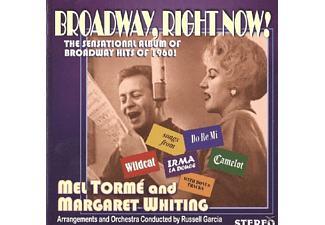 Mel Tormé - Broadway Right Now - (CD)
