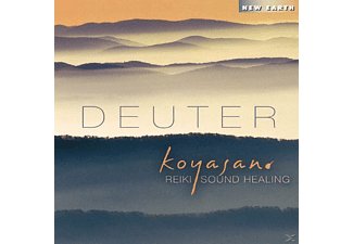 Deuter - Koyasan-Reiki Sound Healing - (CD)