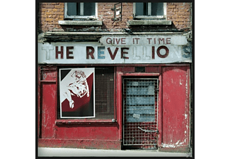 The Revellions - Give It Time - (CD)