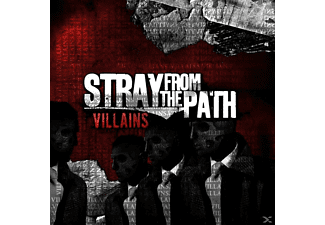 Stray From The Path - Villains - (CD)