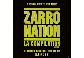 VARIOUS - Zarro Nation Compilation Vol.1 - (CD)