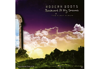 Modern Boots - Boulevard Of My Dreams - (CD)