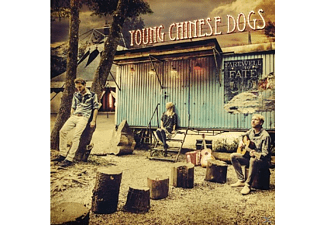 Young Chinese Dogs - FAREWELL TO FATE - (Vinyl)