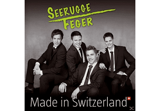 Seerugge Feger - Made in Switzerland - (CD)