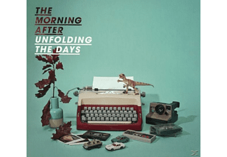 Morning After - Unfolding The Days - (CD)