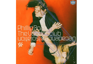 Phillip Boa - Decadence & Isolation - (CD)