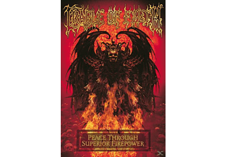 Cradle Of Filth - Peace Through Superior Firepower - (DVD)