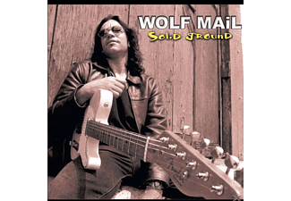Wolf Mail - Solid Ground - (CD)